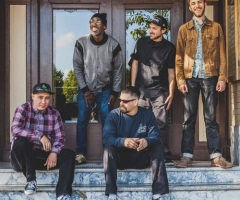 The Expanders to kick off Top Shelf tour
