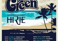 The Green's Fall Tour with Hirie