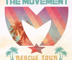 The Movement's 2015 Rescue Tour