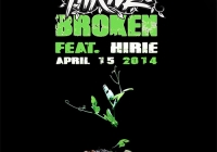 "Thrive and Hirie sing the blues in ""Broken"""