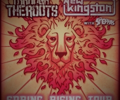 "Through the Roots ""Spring Rising"" tour about to blossom"