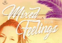 Sammy J announces Mixed Feelings Tour