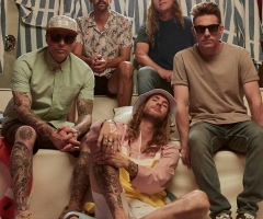 Dirty Heads announce Swim Team Fall Tour