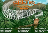 Tribal Seeds 2015 Summer Smoke Out tour
