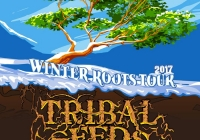 Tribal Seeds announce their 2017 Winter Roots Tour
