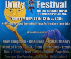 NorCal's Unity Festival Sept. 12-14th