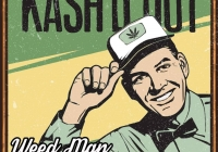 "Kash'd Out drops ""Weed Man"" single feat. Edley Shine"