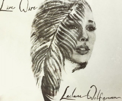 "Leilani Wolfgramm stuns with ""Live Wire"" album"
