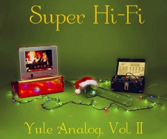 Super Hi-Fi introduces 2nd Christmas dub album
