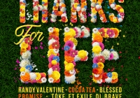 Walshy Fire & The Expanders presents 'Give Thanks For Life' riddim album