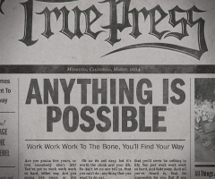 "True Press ""Anything is Possible"" album review"