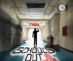 Johnny Richter's Schools Out (Still Laughing) album review
