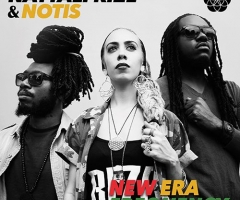 "Premiere of Nattali Rize's debut EP ""New Era Frequency"""