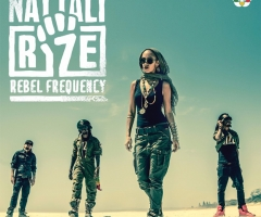 Nattali Rize 'Rebel Frequency' album review