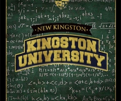 New Kingston 'Kingston University' album review