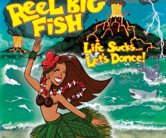 Reel Big Fish is back with 'Life Sucks… Let's Dance' album