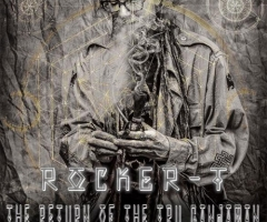 "Rocker-T releases ""Return of the Tru Ganjaman"" LP"
