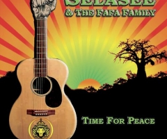 "Selasee and the Fafa Family ""Time for Peace"" album review"