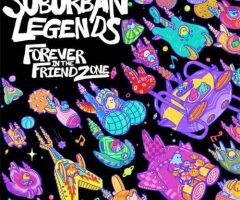 "Suburban Legends ""Forever in the Friendzone"" album review"