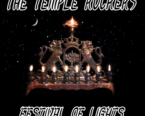 "The Temple Rockers reveal ""Festival of Lights"" holiday album"