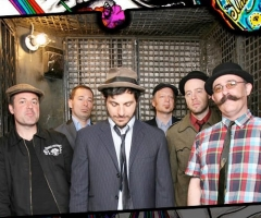 The Slackers premiere via RareBreed Recording Co.