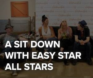 A sit down with Easy Star All Stars at Cali Roots 2017