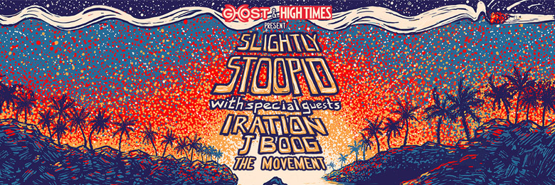 Slightly Stoopid's 2017 Sounds Of Summer Tour Dates