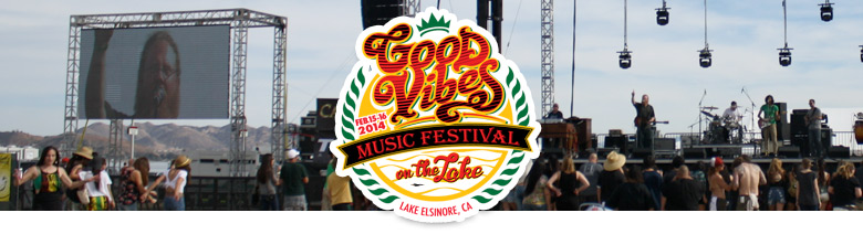 Good Vibes Music Festival 2014