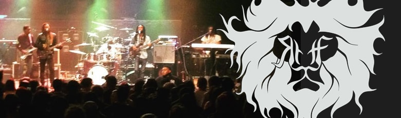 Raging Fyah performs at The Observatory