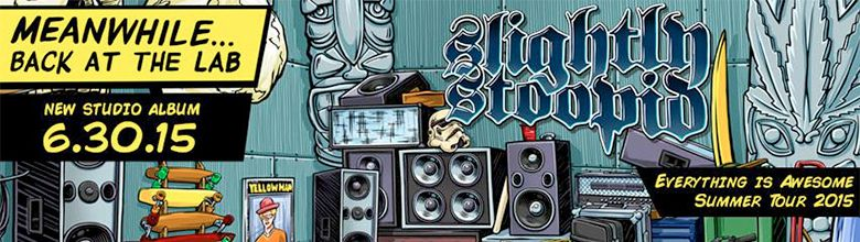 Slightly Stoopid to release 8th album