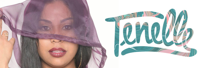 "Tenelle drops track ""For The Lovers"" from debut album"