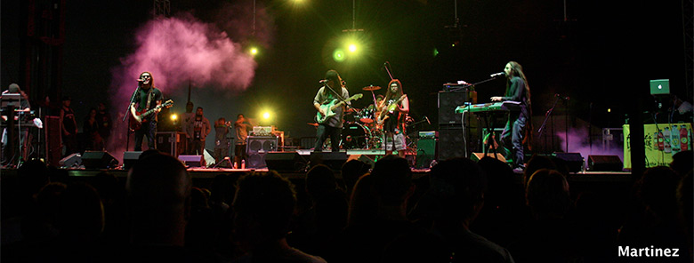 Tribal Seeds Good Vibes Music Festival 2014