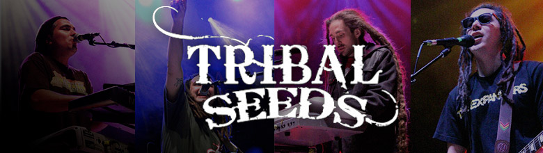 Tribal Seeds Representing CD release party