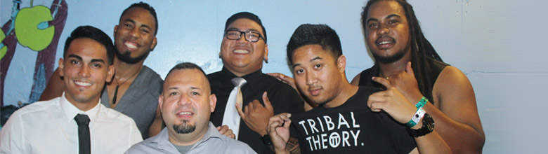 Tribal Theory brings high energy wave