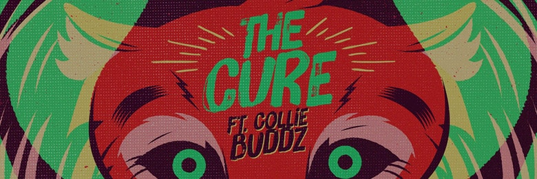 "Locos Por Juana new single ""The Cure"" feat. Collie Buddz"