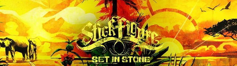 "Stick Figure ""Set In Stone"" album review"