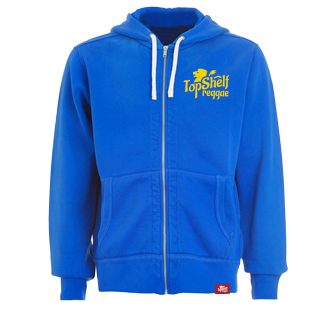 Blue & Yellow Golden State Hoodie